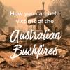 How You Can Help Australian Bushfire Victims