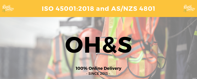Auditor Training Online - Occupational Health & Safety - ISO