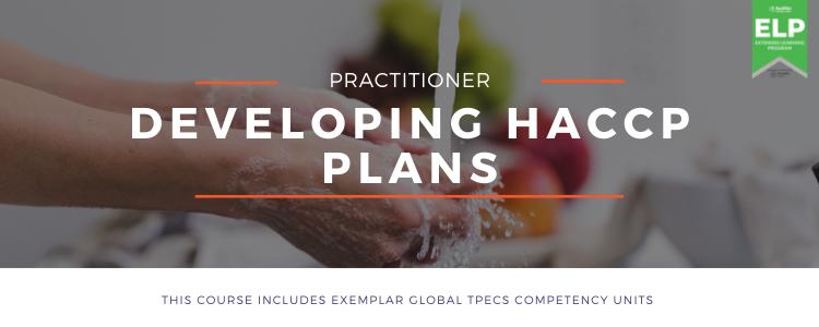 Auditor Training Online - Understanding HACCP