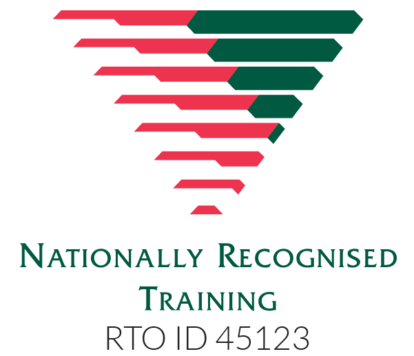 Nationally Recognised Training Provider RTO 45123