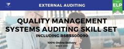 Quality Management Systems Auditing Skill Set
