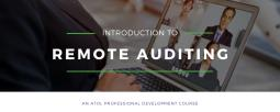 Remote Auditing Professional Development Course